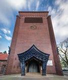 Kreuzkirche - Cross Church, Berlin, Germany Royalty Free Stock Images