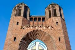 Kreuzkirche Stock Photo