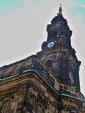 Kreuzkirche - igreja Fotografia de Stock