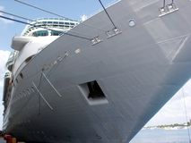 Kreuzschiff stockfotografie