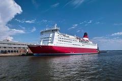 Kreuzschiff Lizenzfreies Stockfoto