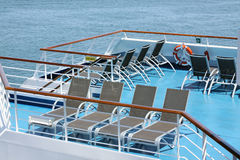 Kreuzschiff Stockbild