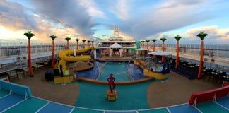 Kreuzschiff-Costa Luminosa stockbilder