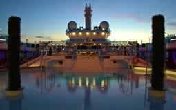 Kreuzschiff-Costa Luminosa lizenzfreies stockbild