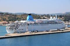 Kreuzschiff Mitgliedstaat Thomson Dream Stockbild