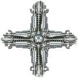 Kreuzung vektor abbildung