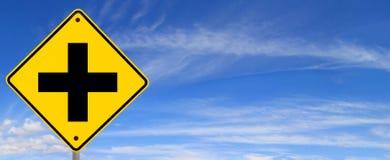 Kreuzungen Lizenzfreie Stockbilder
