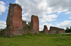 Krevo castle 2015 Royalty Free Stock Photos