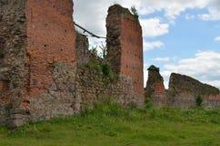 Krevo castle 2015 Stock Photo