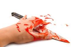 krew. Zdjęcie Stock