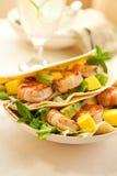 krewetkowy taco zdjęcie royalty free