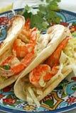 krewetkowy tacos Zdjęcia Royalty Free