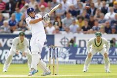 Kricket: England V Australien 4. verascht Test-Tag einen Stockfotografie