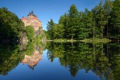 Kriebstein Castle, Germany Stock Photo
