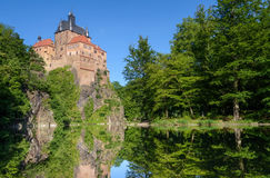 Kriebstein Castle, Germany Stock Image