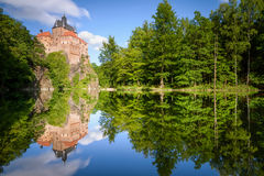 Kriebstein Castle, Germany Stock Photos