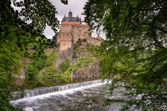Kriebstein Castle, Germany Royalty Free Stock Photo