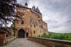 Kriebstein Castle, Germany Royalty Free Stock Image