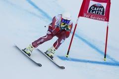 KRIECHMAYR Vincent Audi FIS Alpien Ski World Cup - SUP van 3de MENSEN Stock Afbeelding