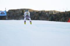 KRIECHMAYR Vincent Audi FIS alpiner Ski World Cup - der SUP der 3. MÄNNER Lizenzfreies Stockfoto
