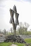 Krieg cemetry Stockbild