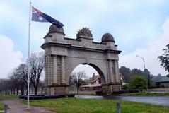 Krieg-Denkmal Stockfotos