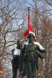 Krieg-Denkmal Lizenzfreies Stockfoto