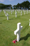Krieg-Gräber Stockfotografie