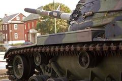 Krieg und Frieden Stockfotografie