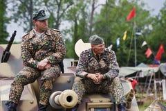 Krieg-und Friedenserscheinen 2011 Lizenzfreie Stockfotografie