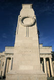 Kriegdenkmal Stockfotografie