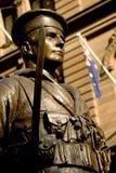 Kriegdenkmal, Sydney stockbild