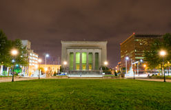 Kriegs-Denkmal in Baltimore, Maryland Stockfoto