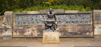 Kriegs-Denkmal - Edinburgh Lizenzfreies Stockfoto