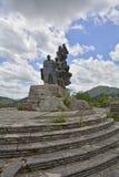 Kriegs-Denkmal in Grahovo Stockfotografie