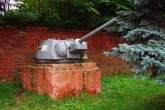 Kriegsdenkmal in Baltiysk, Rusia. lizenzfreies stockbild