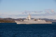 Kriegsschiff Stockfotos