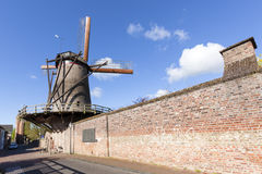 Kriemhild's mill at Xanten Stock Image