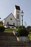 Kriens parish church Stock Image