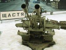 Krig i Ukraina Royaltyfria Bilder