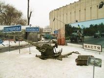 Krig i Ukraina Royaltyfri Foto