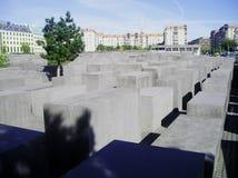 Krig Memmorial berlin Arkivbild