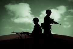 kriga Fotografering för Bildbyråer