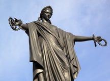 kriger den minnes- statyn för den crimean hedern Royaltyfria Bilder