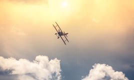 Krigflygplan Arkivbilder
