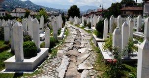 Krigkyrkogård Arkivfoton