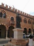 Krigminnesmärke i Verona Royaltyfri Fotografi