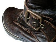 Krijgshaftige schoen Stock Fotografie