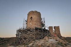 Krim, Balaklava Lizenzfreies Stockbild