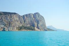 Krim berg Arkivbild